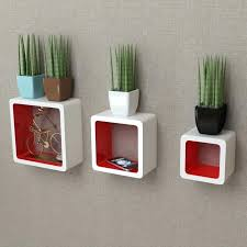 square floating shelves bedroom shelves wall storage shelves wall mounted display shelves wall mounted wood shelves