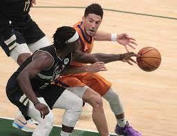 Suns fall short of winning NBA title ...