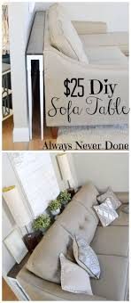 sofa table behind couch against wall. Sofa Table Behind Couch And Against The Wall. Wall