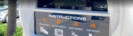 Parking Citation Payment Process California State University Long