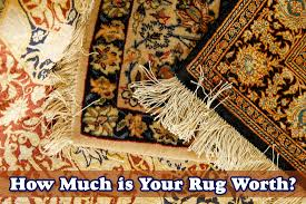 how much is your rug worth