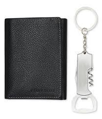 Perry Ellis Size Chart Perry Ellis Mens Multi Key Chain Bifold Wallet