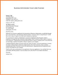 10 Example Of Simple Business Letter Bussines Proposal 2017