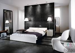 ... Inspirational Design Ideas Black And White Bedroom 16 Black Design 2017  ...