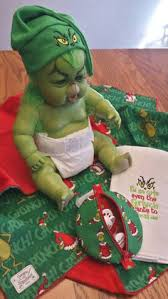 the grinch baby costume. Wonderful Baby Items Similar To Grinch Baby Blanket Gift Set Infant Beanie Hat Burp U0026  Pacifier Pod For Babyu0027s Grinchmas Gift On The Costume E