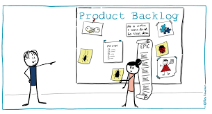 Agile Story Card Template Word Myth In Scrum The Product Backlog Has To Consist Of User