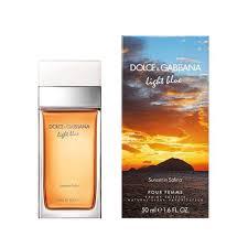 Dolce & Gabbana <b>Light Blue Sunset in</b> Salina Eau de Toilette for ...
