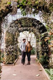 botanical garden charlotte wedding photographer north ina wedding engagement session at daniel stowe botanical