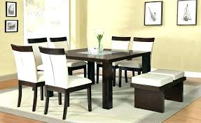 glass dining table 8 chairs dining table seat 8 square dining tables square dining room tables