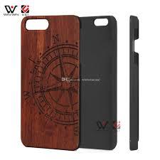 Best Iphone 6 Case Design Best Design Natural Wood Case For Iphone 6 6s 7 8 6 S 3d Phone Case Cover For Iphone 6 7 8 Cell Phone Case Wallet Cell Phones Cases From
