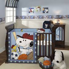snoopy crib bedding snoopy crib sheets baby snoopy bedding