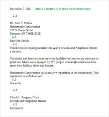Personal Business Letter Fascinating Business Letters Format Of Personal Standard Letter Courtnews