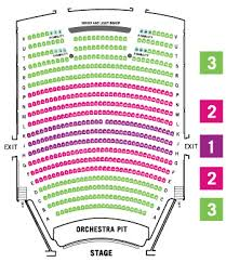 Eccles Seating Chart Utah Festival Box Office