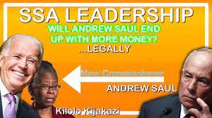 WILL EX SSA COMMISSIONER ANDREW SAUL ...