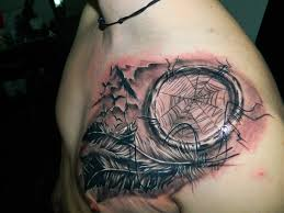 Dream Catcher Tattoo For Men 100 Dreamcatcher Tattoos For Men 3