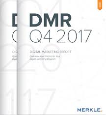 Marketing Report Unique Digital Marketing Report Q44 44 Reports Merkle
