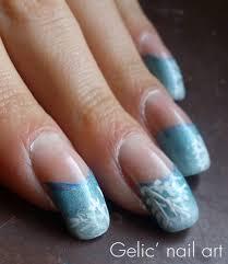Gelic' nail art: February 2014