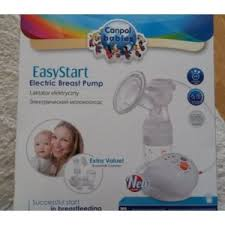 <b>Молокоотсос</b> Canpol babies Easy Start Electric <b>Breast</b> Pump ...