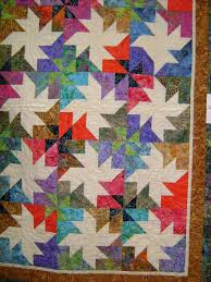 life, quilts and a cat too: BHM Quiltfest 2015, part 1 & A Cozy Quilt Pattern called Milky Way by Lura Campbell. Strip pieced, she  said Adamdwight.com
