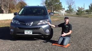 Real Videos: 2013 Toyota RAV4 Limited All-Wheel Drive - YouTube