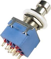 rtz professional audio v true bypass option 3pdt switch