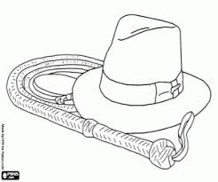 Small Picture Indiana Jones coloring pages printable games