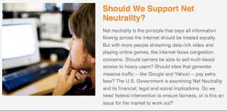 the net neutrality debate all on one page techcrunch