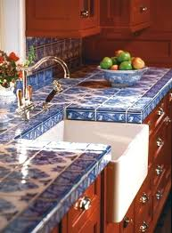 tile kitchen countertops pictures kitchen and counter ideas