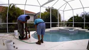 pool ladder anchors how to install