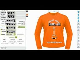 Free Graphic Design Software For T Shirts Free Graphic Design Sample Tassepatufutsal Com