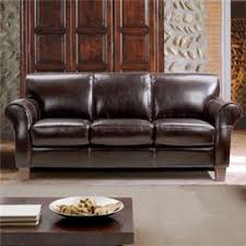 chateau d ax leather sofa. Chateau D\u0027Ax 1681 Transitional Leather Sofa With Rolled Arms And Tapered Legs D Ax