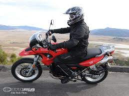 2009 BMW G650GS First Ride Photos - Motorcycle USA