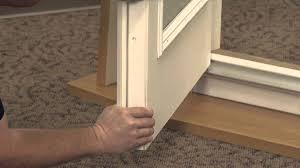 installing jeld wen exterior french doors. how to install the security plate on an exterior french outswing door system - youtube installing jeld wen doors