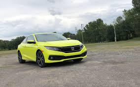 Honda Civic Wheel Size Chart 2019 Honda Civic Sport Still Cool At 47 The Car Guide