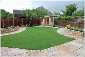 extra wide ideas of nice gardens