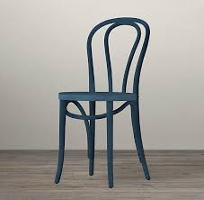 french cafe chairs. Blue Stained French Cafe Wood Chair With Regard To Designs 9 Chairs E