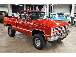 1986 Chevrolet Silverado for Sale on ClassicCars.com