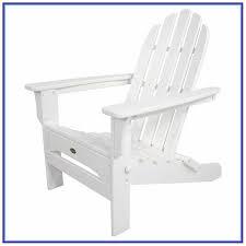 white plastic adirondack chairs home depot