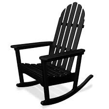 polywood adirondack rocking chairs. Modren Polywood POLYWOOD Reg AllWeather Adirondack Rockers Chairs  Cracker Barrel Old  Country Store Throughout Polywood Rocking A