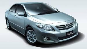 Toyota Kirloskar India quietly slips in a cheaper Corolla Altis ...