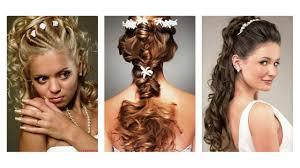 Svatební účesy Kudrnaté Vlasy