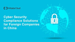 Security Complaince Cyber Security Compliance Solutions For Foreign Companies In China