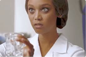 former america s next top model judge tyra banks launched a new skincare line to take advane of the makeup free movement