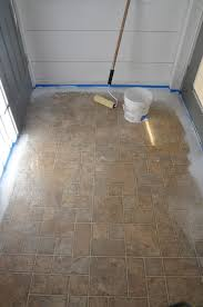 paint for tile floorsWhen its Time to Paint Your Ugly Floor