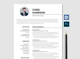 Professional Resume Template Download Free Professional Resume Template Free Download Word Psd