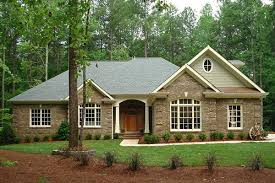 classic brick ranch home plan 2067ga architectural designs traditional brick ranch house plans