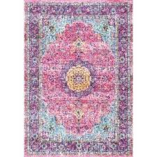 purple area rugs ikea baby pink rug for nursery and green room 9 ft x n