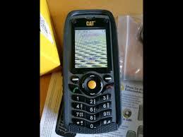 CAT b25 cat phone baustellenhandy in ...