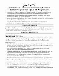 Software Qa Resume Samples Best Of 15 New Sample Resume For Software
