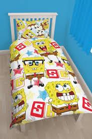 Spongebob The Square Pants & ... Spongebob Squarepants 'Legend' Rotary Single Bed Duvet Quilt Cover Set Adamdwight.com